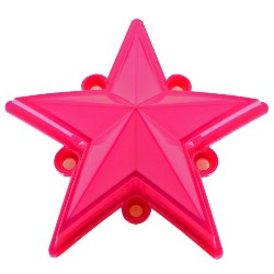 XD SERIES COLORED REPLACEMENT STAR FOR ROCKSTAR CAPS (5 PACK) SWATCH