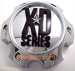 KMC XD SERIES 1079L140 CENTER CAP XD797 SPY