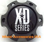 KMC XD 1079L145GB CENTER CAP