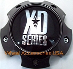 KMC XD SERIES 1079L145AS1 CENTER CAP