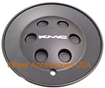 KMC ZERO 1083L173B BLACK CENTER CAP