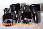 MO952 WHEEL CAP SCREW SET