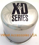 KMC XD SERIES 222B114 STAINLESS STEEL CENTER CAP