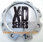 KMC XD SERIES 309B1708H CENTER CAP