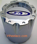 MOTO METAL 353K133-1 CENTER CAP