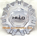HELO 874 CHROME CENTER CAP