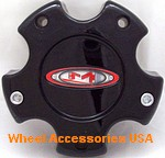 MOTO METAL 845L121B CENTER CAP