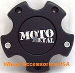 MOTO METAL 845L121S2 CENTER CAP