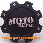 MOTO METAL 490L204-YB002 CENTER CAP