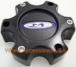 MOTO METAL 845L121AS1 CENTER CAP