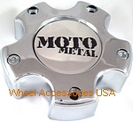 MOTO METAL 845L121R CENTER CAP