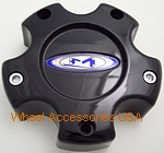 MOTO METAL 845L121SO CENTER CAP