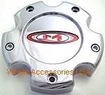 MOTO METAL 845L1451 CENTER CAP