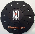 KMC XD SERIES MONSTER  846L215B CENTER CAP