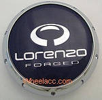 LORENZO F111K80 CENTER CAP