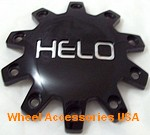 HELO M875-2B CENTER CAP TOP PIECE ONLY