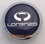 LORENZO F111K80C CENTER CAP THUMBNAIL