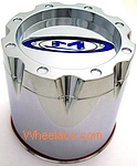 MOTO METAL 8 LUG PUSH THRU 353B136 CENTER CAP MO954 MO950 MO951