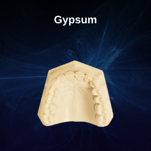 Gypsums