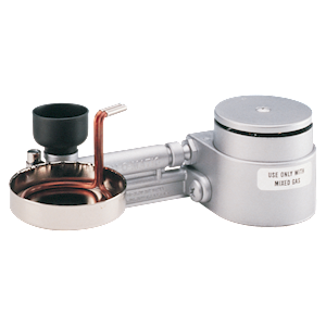 Hanau Touch-O-Matic Bunsen Burner LARGE