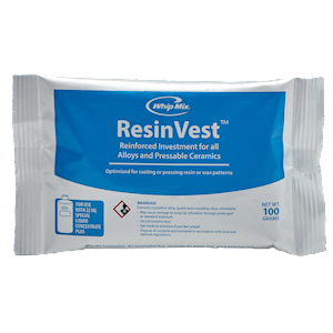ResinVest 4lb box w/ Liquid LARGE