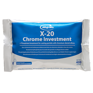 X-20 Chrome LARGE