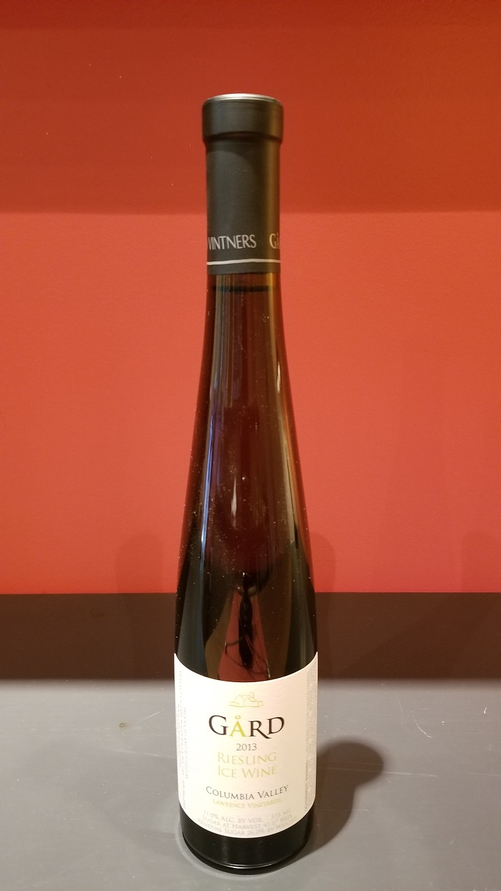 2013 Gard Riesling Ice Wine