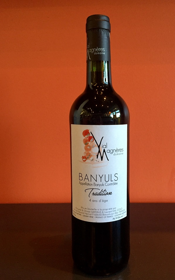 Domaine Vial-Magneres Banyuls Tradition 4 Ans d'Age MAIN
