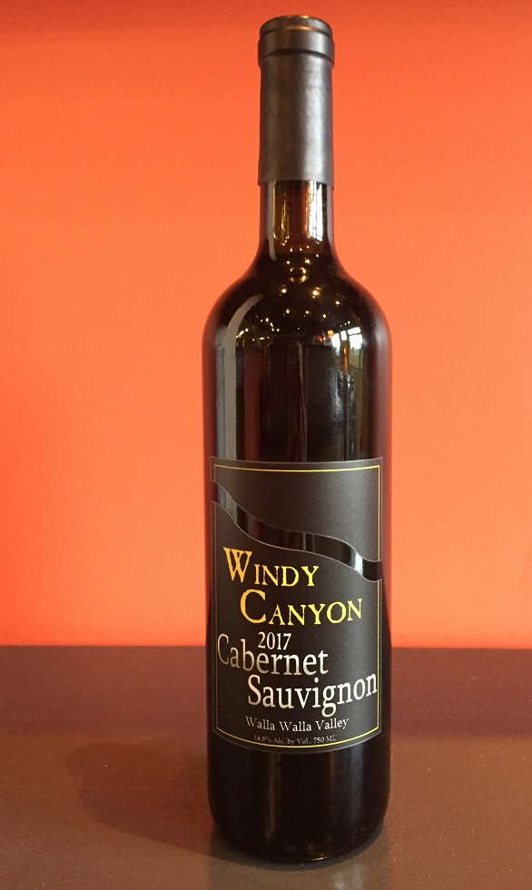 2017 Windy Canyon Cabernet Sauvignon THUMBNAIL