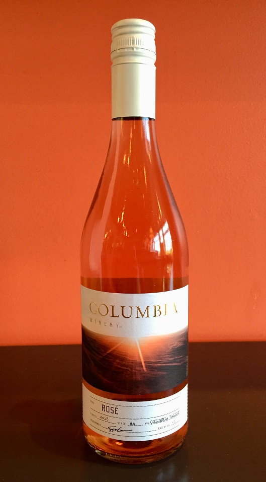 2018 Columbia Winery Rosé MAIN