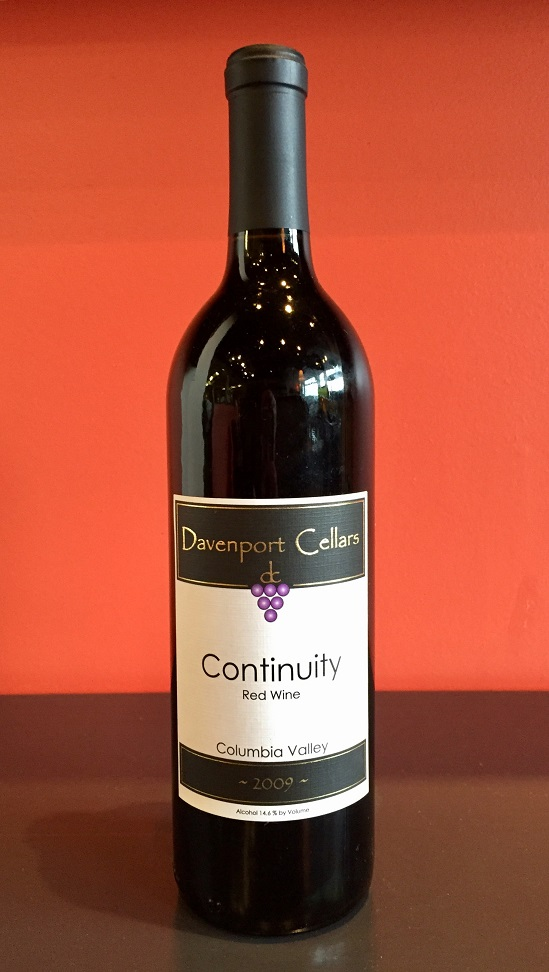 2009 Davenport Cellars Continuity Red Wine MAIN
