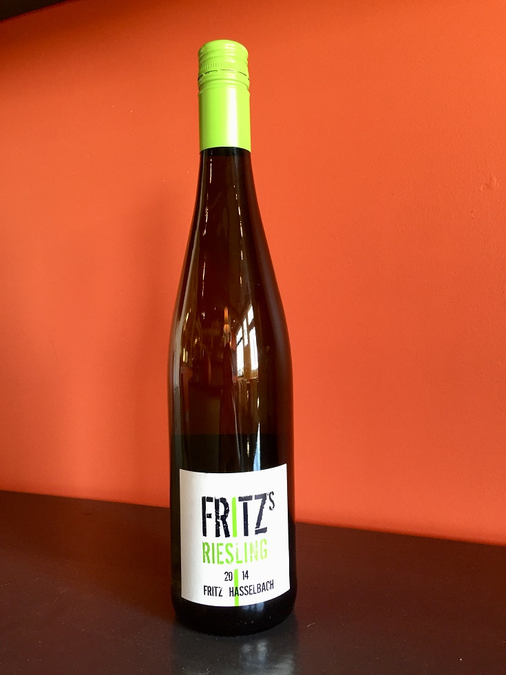 2014 Fritz Hasselbach Riesling THUMBNAIL
