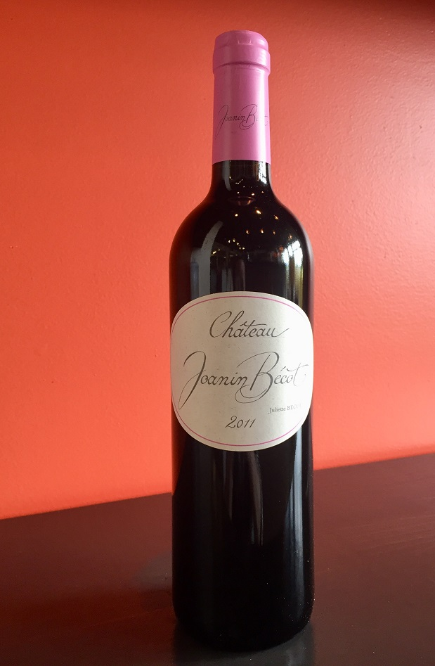 2011 Chateau Joanin Becot Bordeaux MAIN