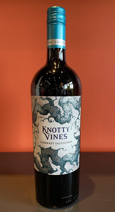 2017 Knotty Vines Cabernet Sauvignon MAIN