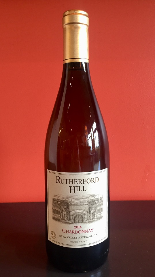 2014 Rutherford Hill Chardonnay MAIN
