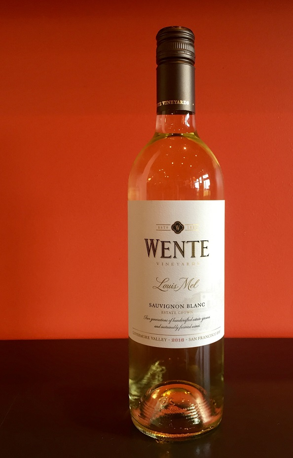 2016 Wente Vineyards Sauvignon Blanc THUMBNAIL