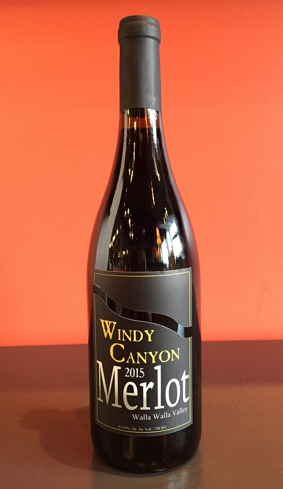 2015 Windy Canyon Merlot MAIN