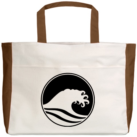 Logo Beach Tote LARGE