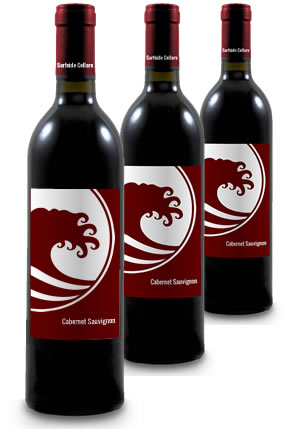 Surfside Cabernet Vertical