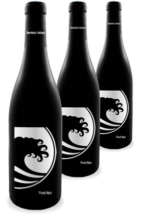 2011 Surfside Estate Pinot Noir ›› 3-pack MAIN