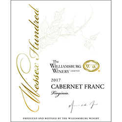 2017 Wessex Hundred Cabernet Franc THUMBNAIL
