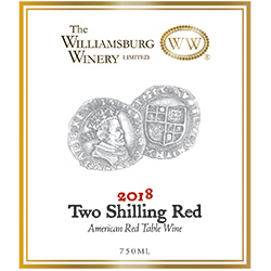 2018 Two Shilling Red THUMBNAIL