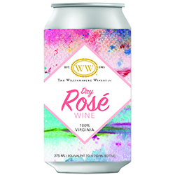 2018 Virginia Dry Rose (can) MAIN