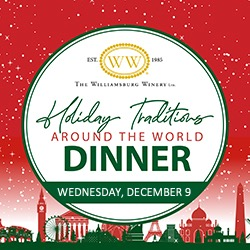 International Dinner Series: Holiday Traditions