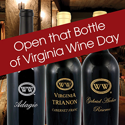 Open That Bottle of Virginia Wine 3 Pack MAIN