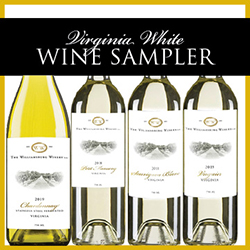 Virginia White Wine Sampler THUMBNAIL