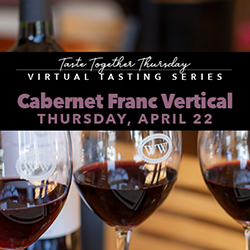 April 22 - Cabernet Franc Mini Vertical MAIN