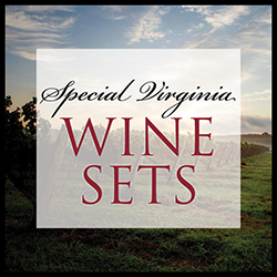 Special Virginia Wine Sets