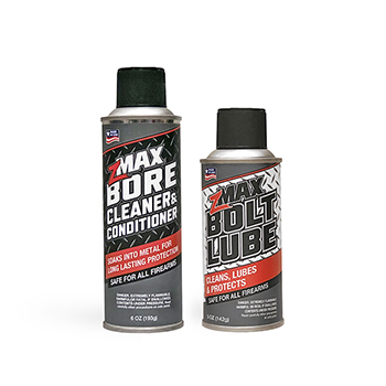 zMAX Firearm Aerosols 2-Pack THUMBNAIL