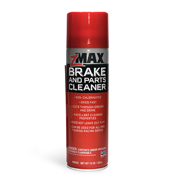 zMAX Brake and Parts Cleaner THUMBNAIL